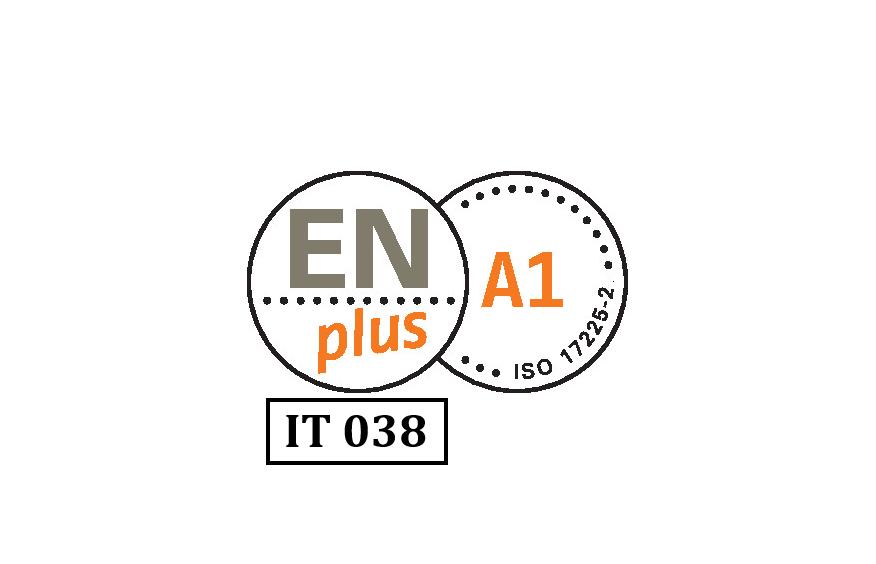 """""""Certificazione ENplus A1"""""""